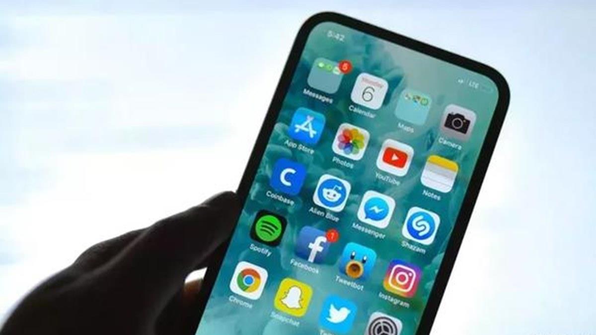 iPhone剪瀏海?傳蘋果2020推「真全螢幕手機」