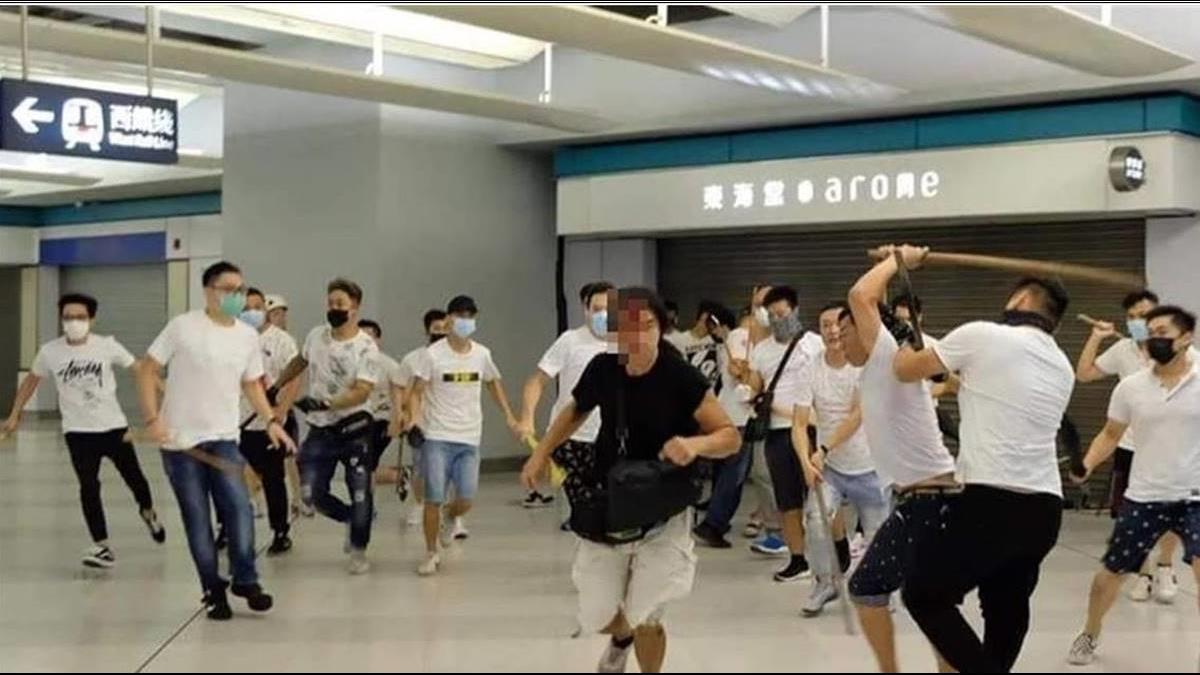 香港元朗衝突嚇跑觀光!愛爾蘭列「高度警戒」