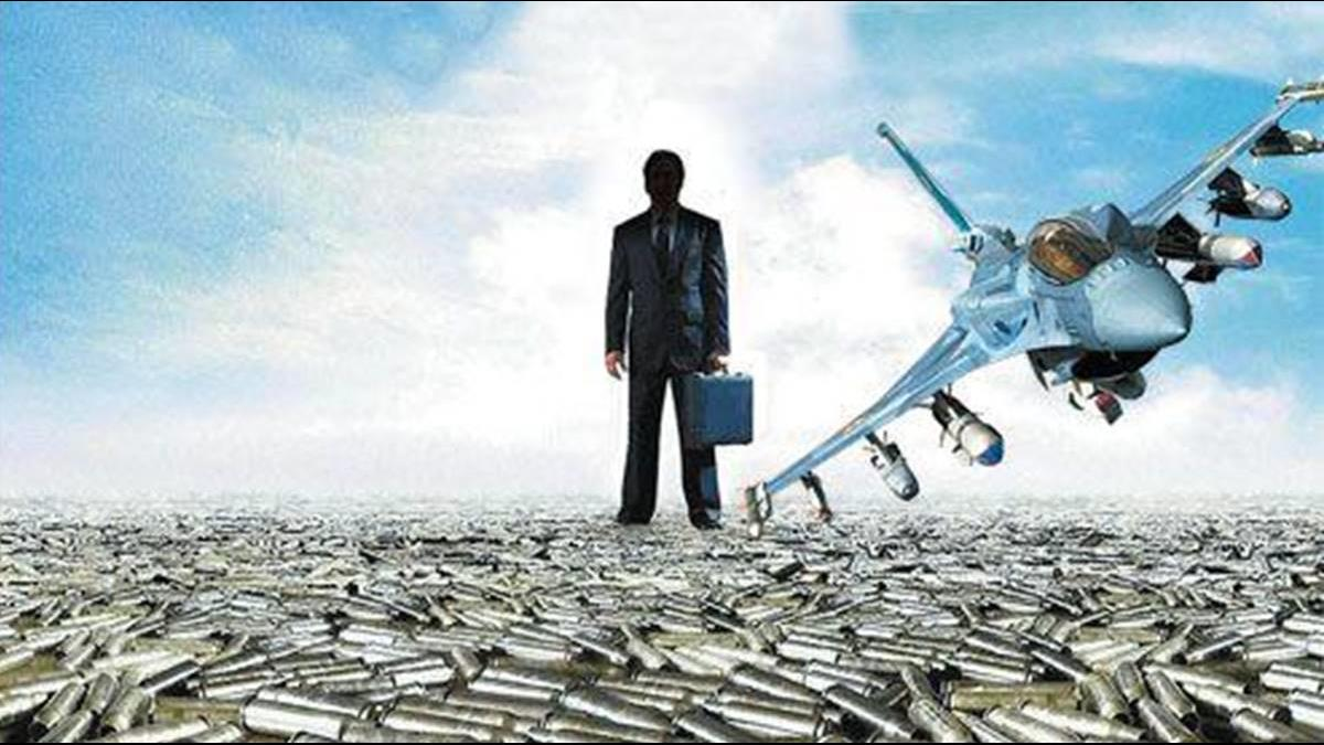 世界軍工業百強洗牌?陸8企業全上榜擊敗俄國