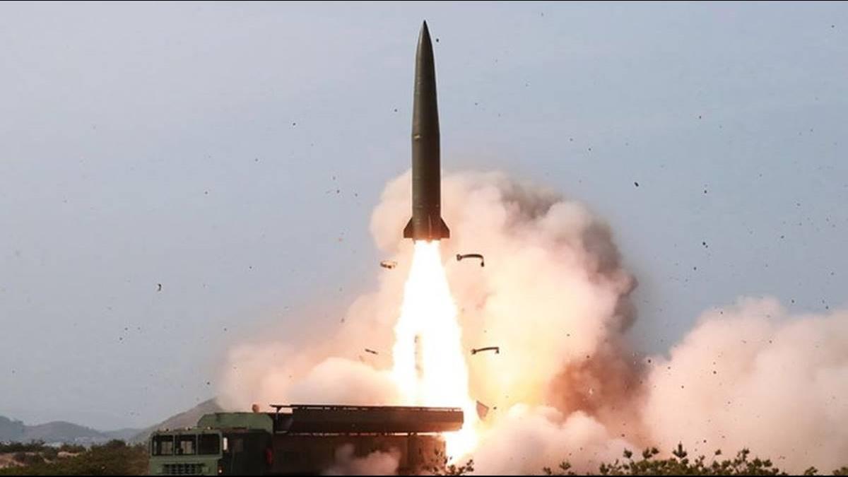 6月川金會後首次!北韓今晨發射2枚短程不明飛行物