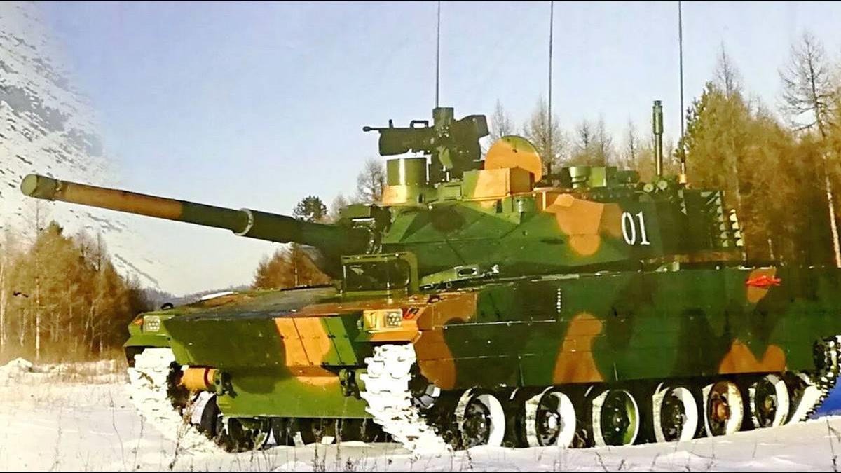美售台M1A2沒用?陸嗆:15式輕坦克輕鬆對付