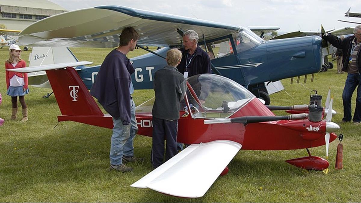 售價僅45萬!世界最迷你飛機 身長不到4公尺