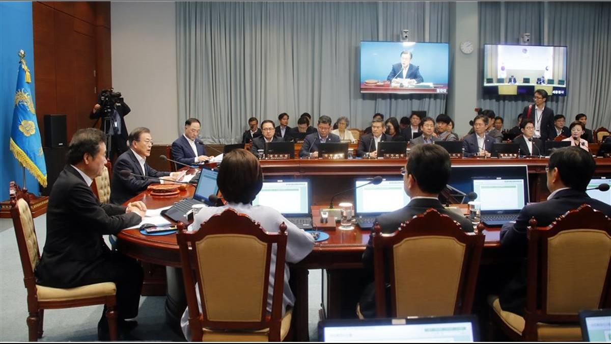 遭日踢白名單提反制?南韓擬拒簽情報保護協定