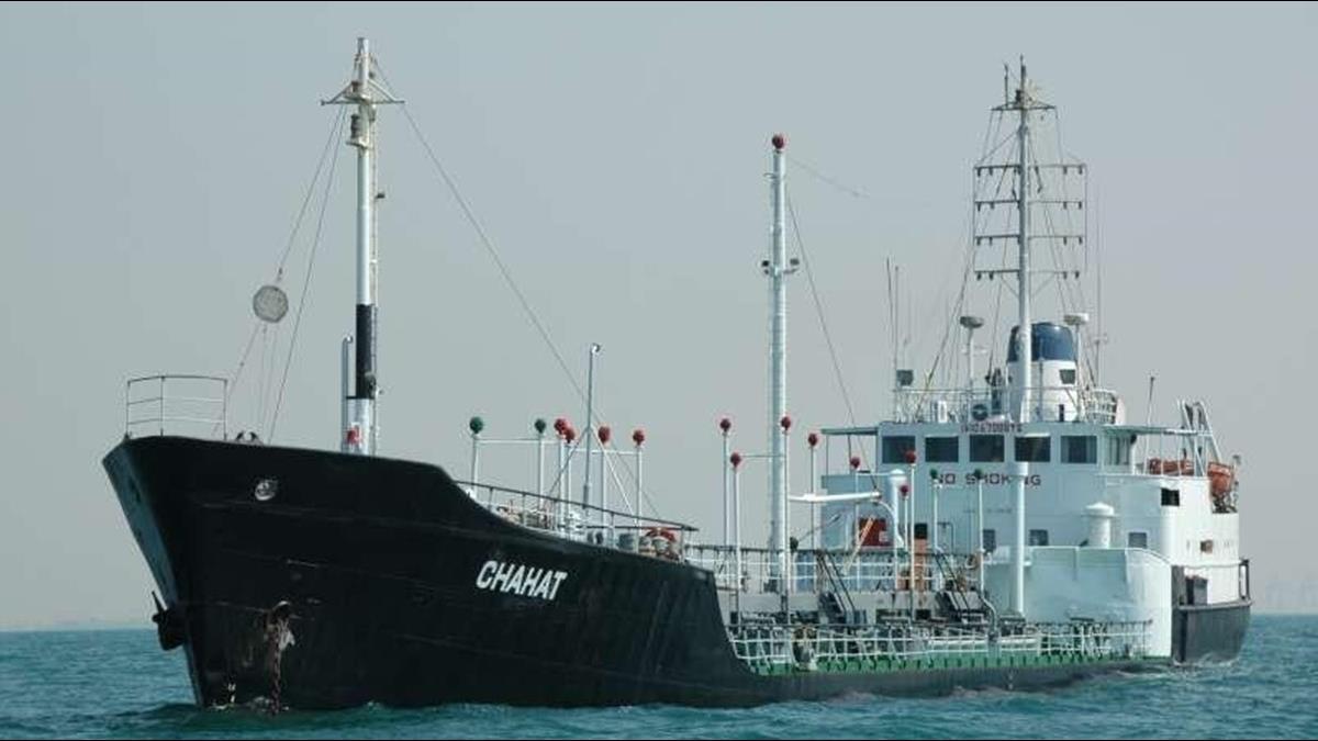 第3度扣押外國油輪!伊朗1罪名扣留伊拉克船隻