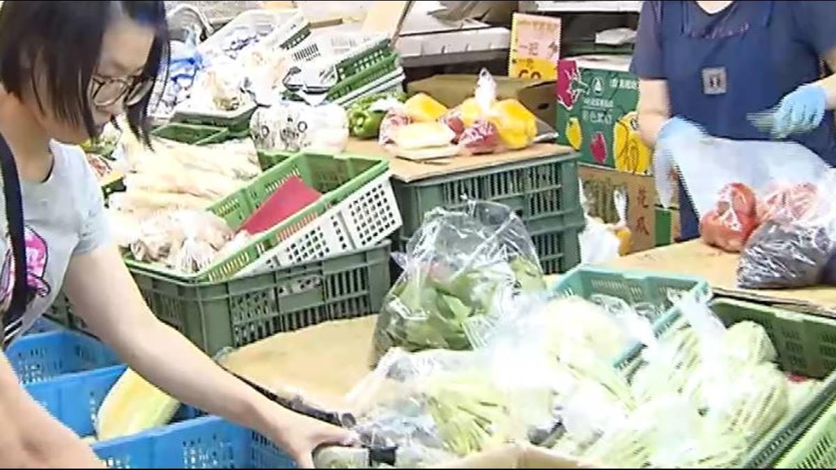 利奇馬颱風來勢洶洶 宜蘭三星蔥飆漲一成