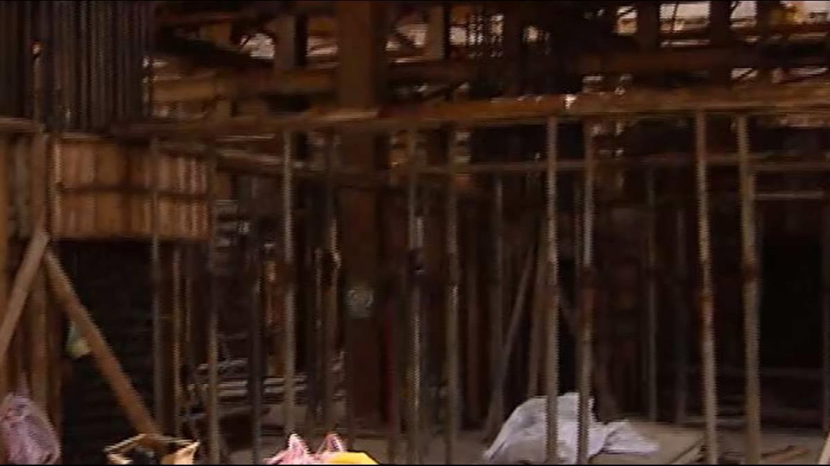 你家地震會倒嗎? 體檢大樑大柱有無45度裂縫