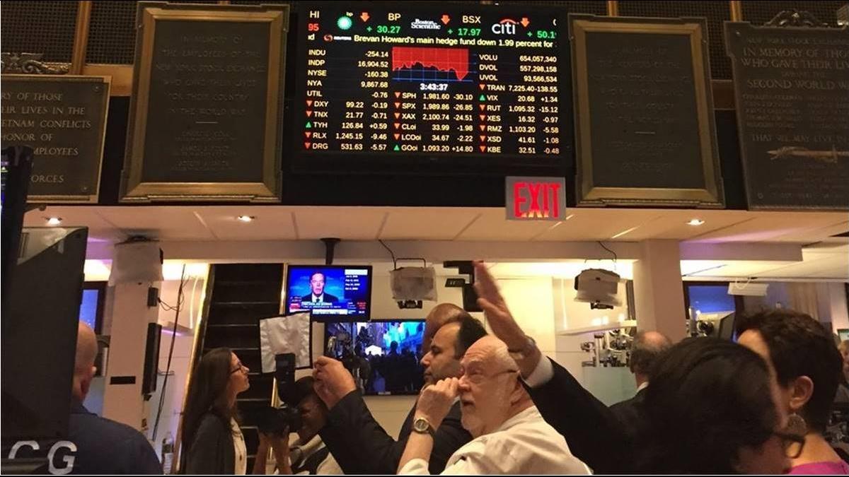 川普延徵新關稅!美股勁揚372點