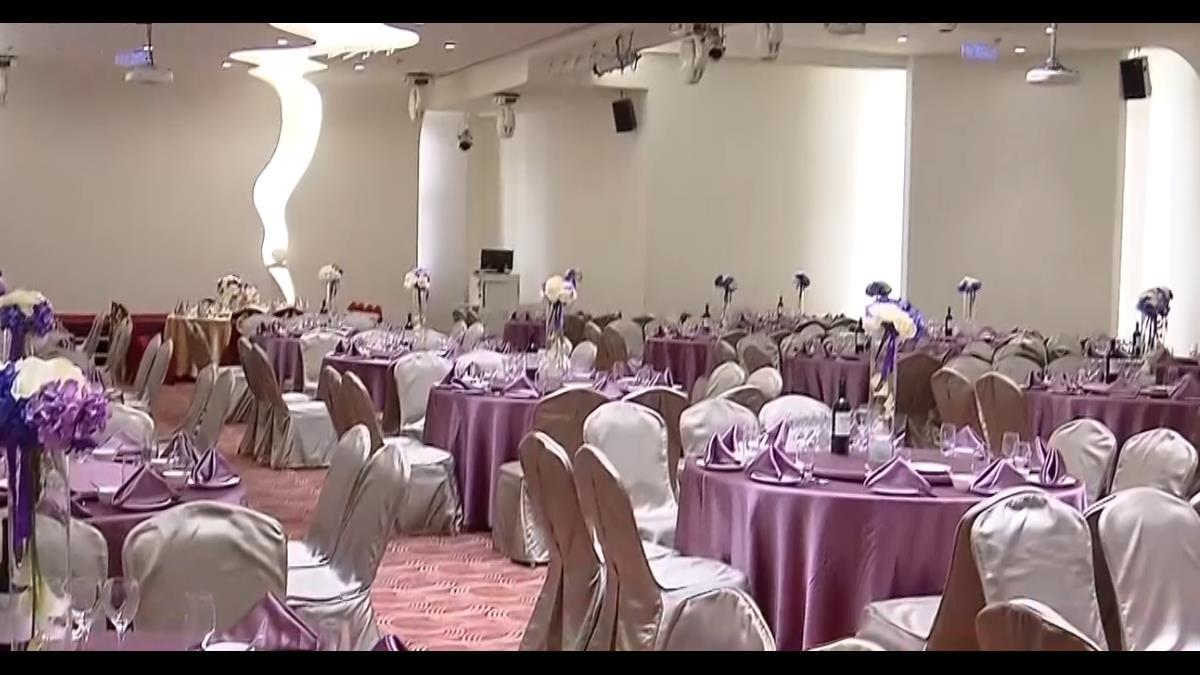飯店業布局婚宴市場!這間飯店年創4億元業績