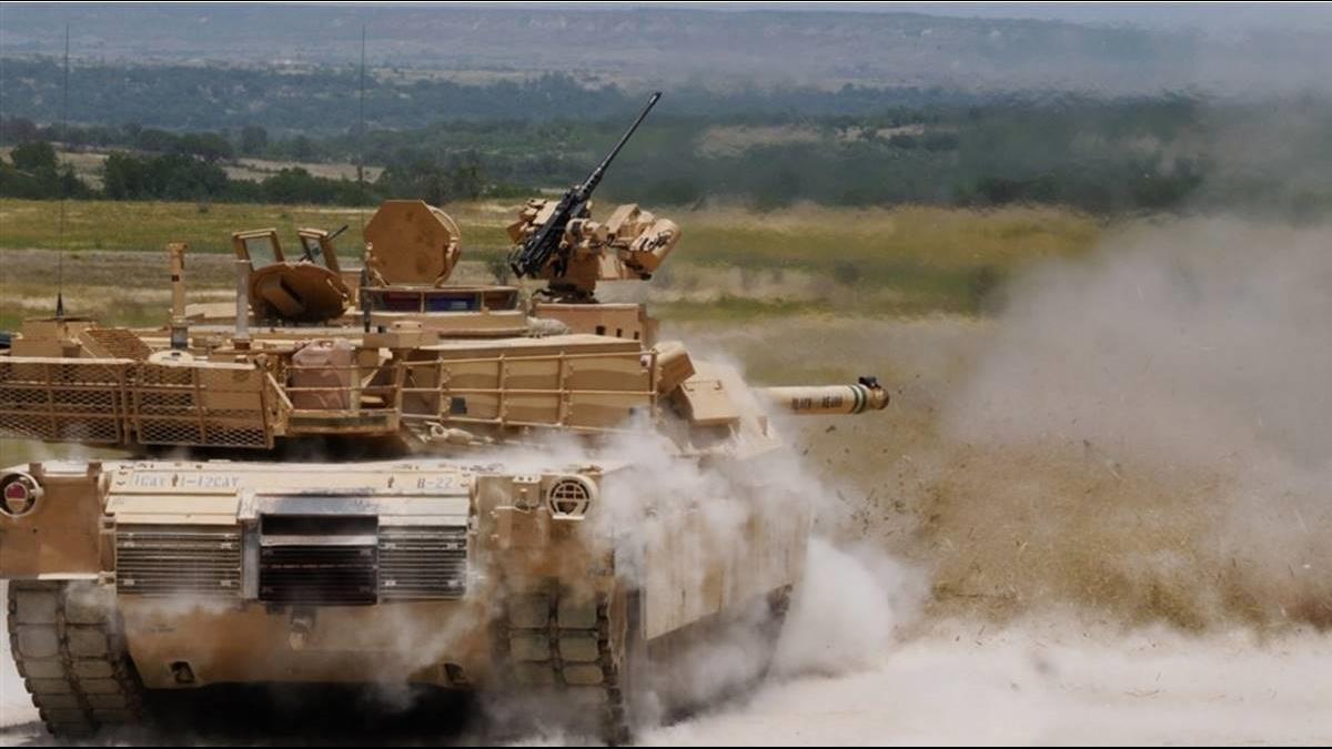 地表最強戰車要來了!?列405億公開預算買108輛