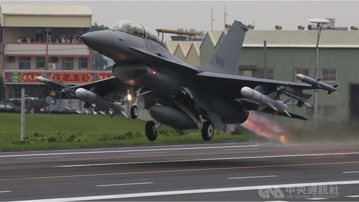 近年最便宜!F-16V裸機價 1.2億美元低於行情
