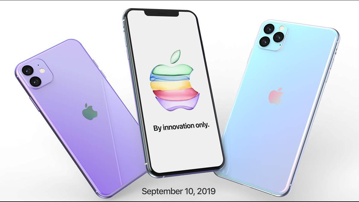 果粉注意!iPhone 11將亮相 電信業者曝開賣時間