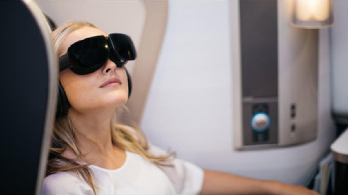 為降低搭機焦慮、恐懼 英航首推VR機上娛樂系統!
