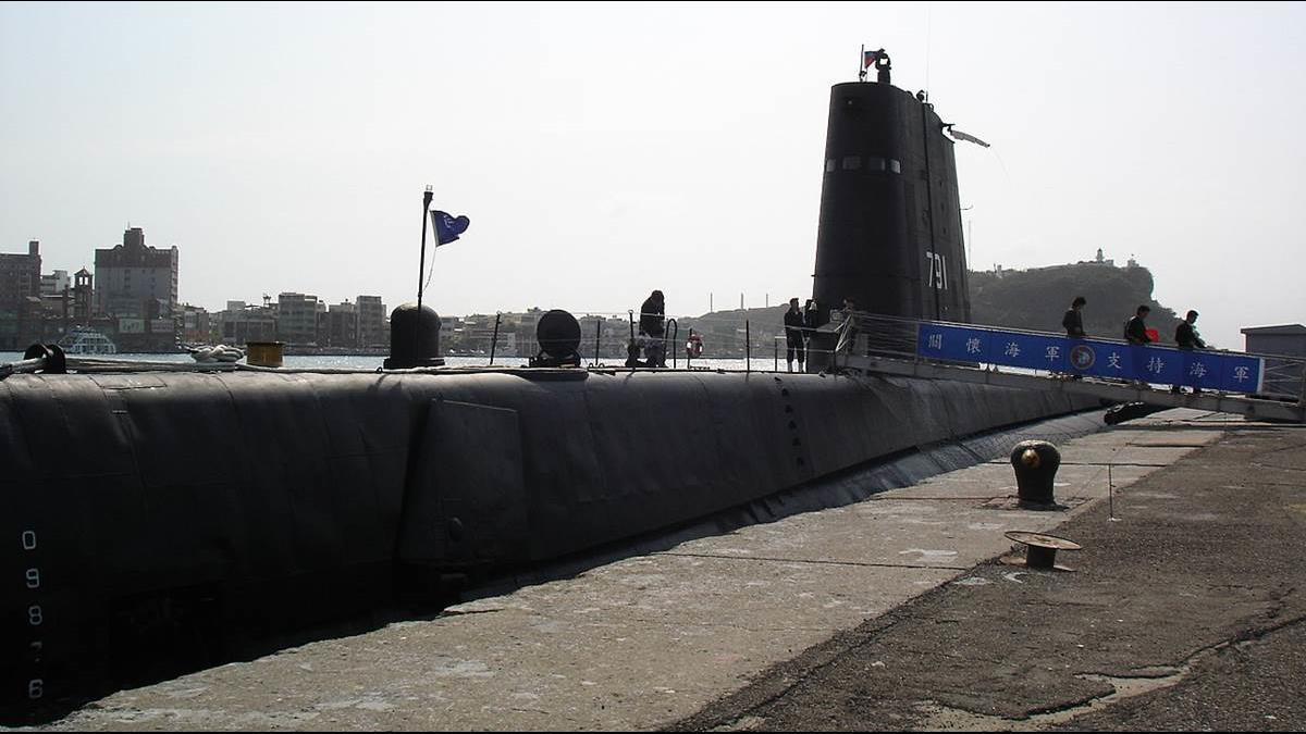 歐美15國際大廠看好!潛艦國造預算上調至105億