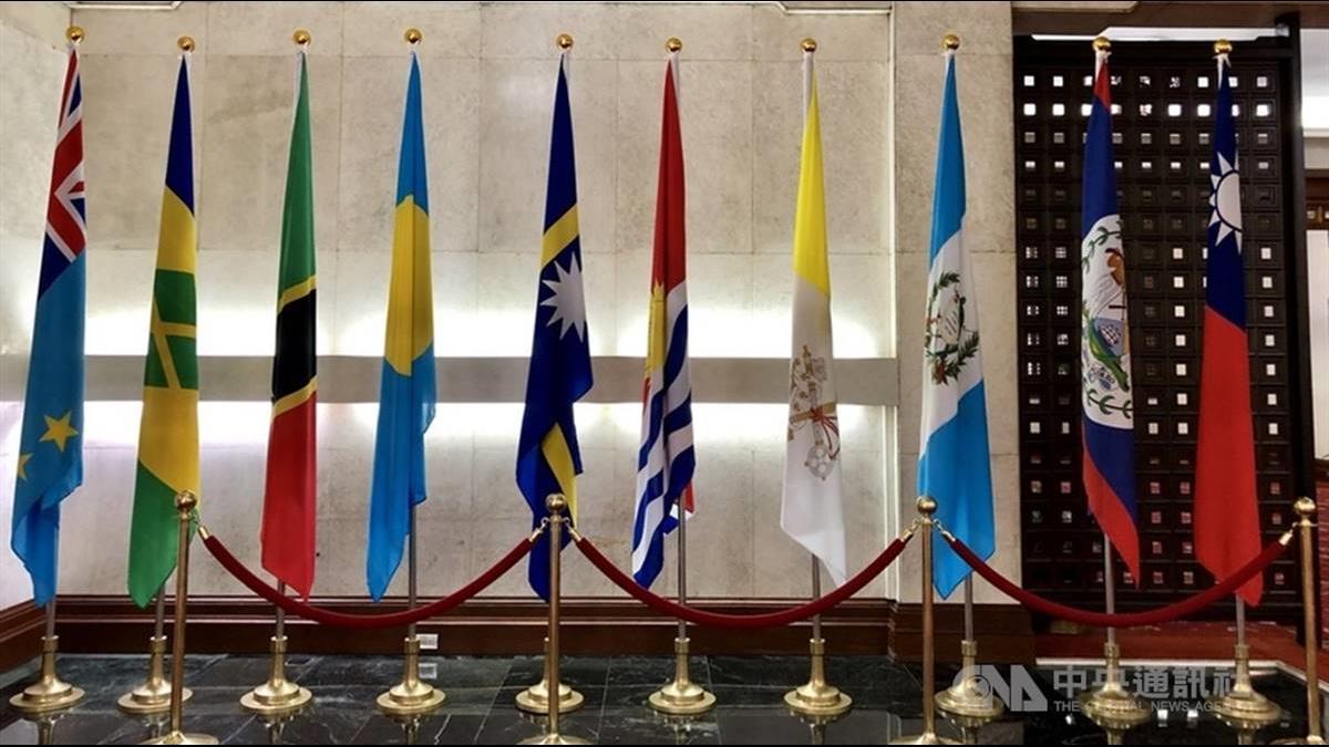 又一邦交國被陸挖牆腳!外交部宣布與吉里巴斯終止外交關係