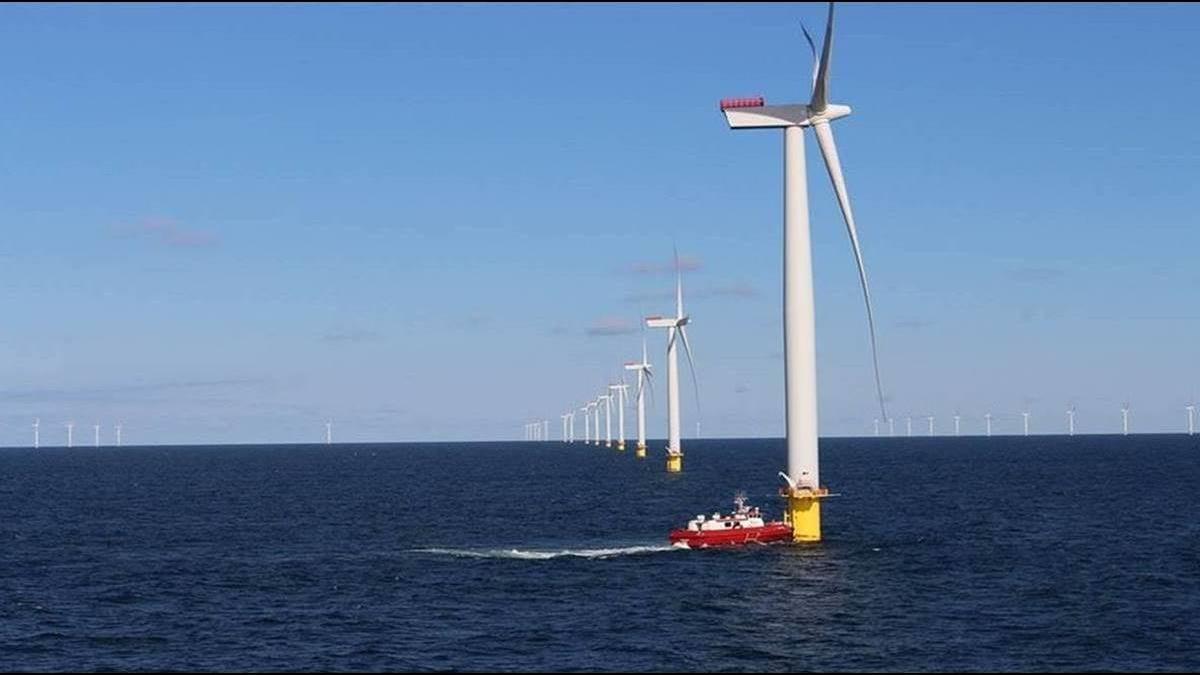 丞相起風了!141億亞太最大離岸風場在雲林 投審會點頭