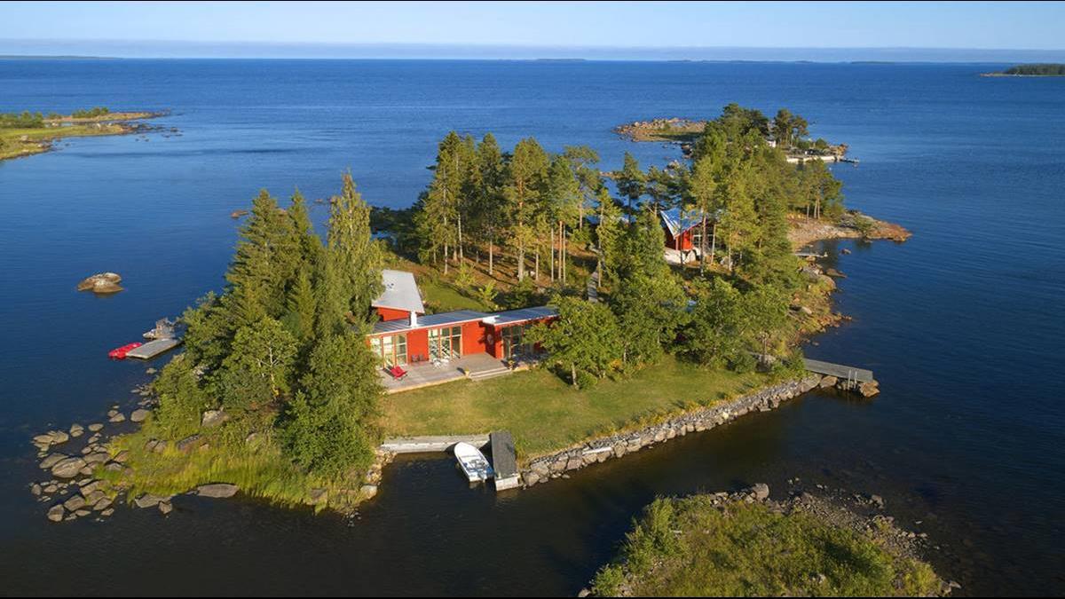 貧窮限制你的想像!瑞典買小島竟比買豪宅還便宜?