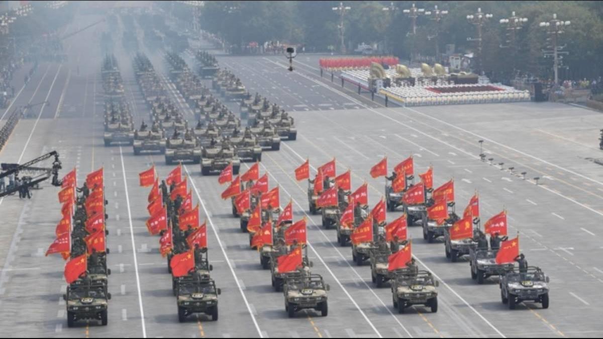 全美都打得到?陸閱兵首秀東風41洲際飛彈 抗美核武利器