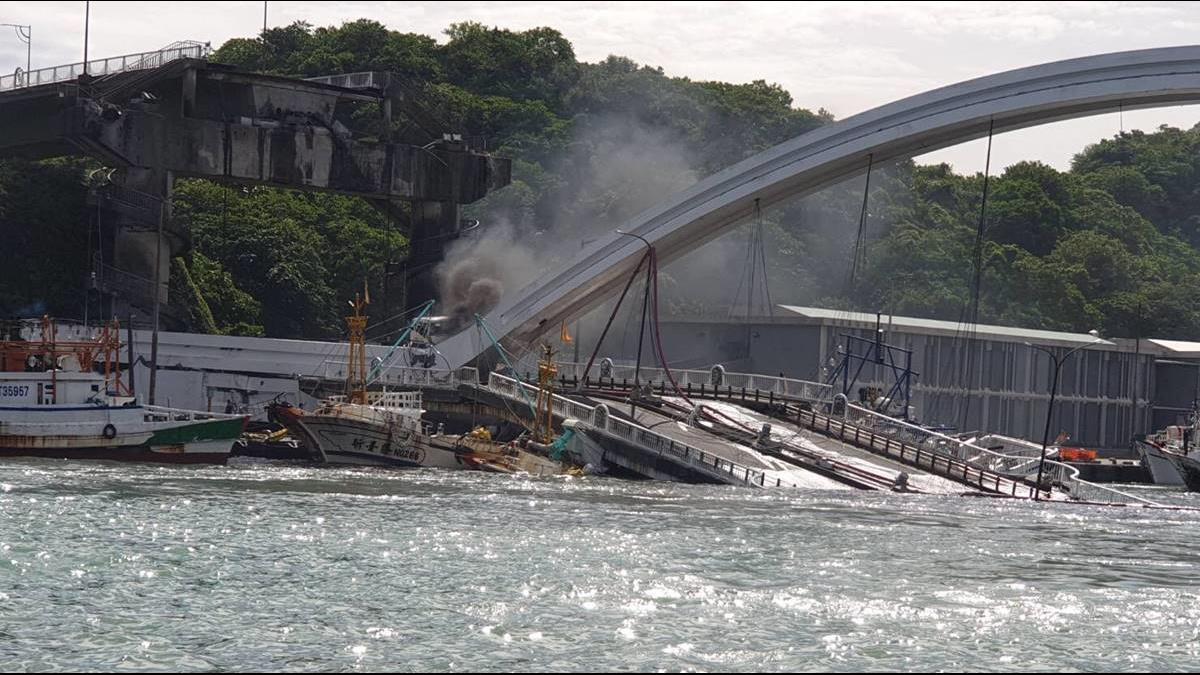 蓋完就欠債落跑?南方澳大橋「承造商」遭爆已人間蒸發20年