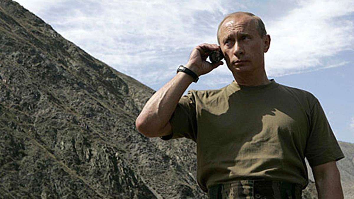 川普學著點!俄媒解密普丁手機「被竊聽可能性為零」