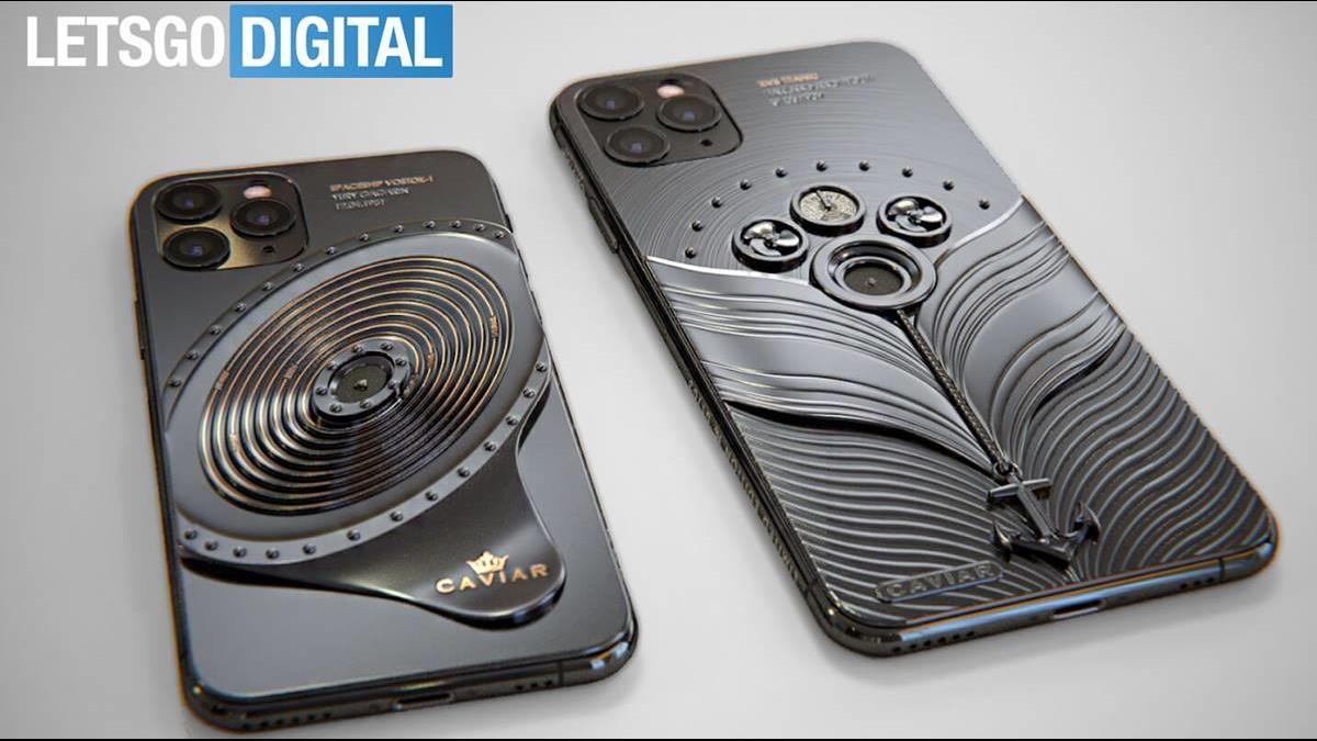 一支手機要價百萬 有錢人的快樂就是這麽樸實無華