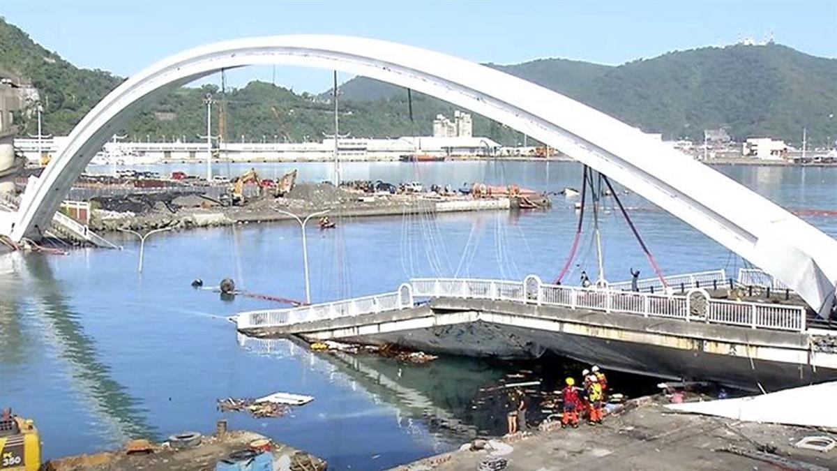 南方澳新橋造價5.2億!蘇花改團隊接手重建盼3年完工