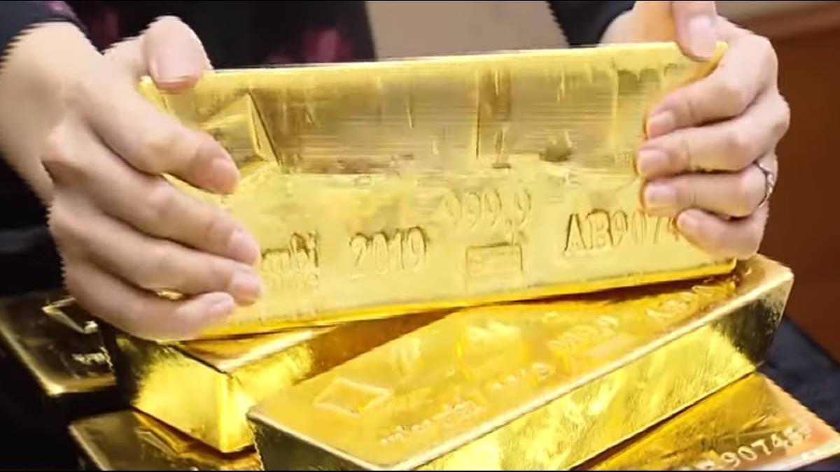 台灣人大賣黃金賣早了?黃金王子:投資不算晚