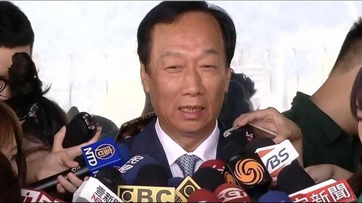 郭台銘連3個月未加碼股票 鴻海市值站穩兆元