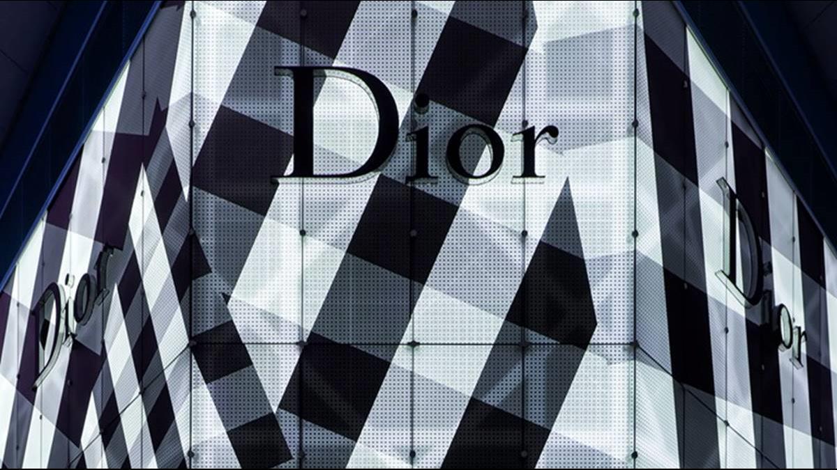 大陸地圖缺台灣挨轟 Dior急滅火:員工表述不代表公司