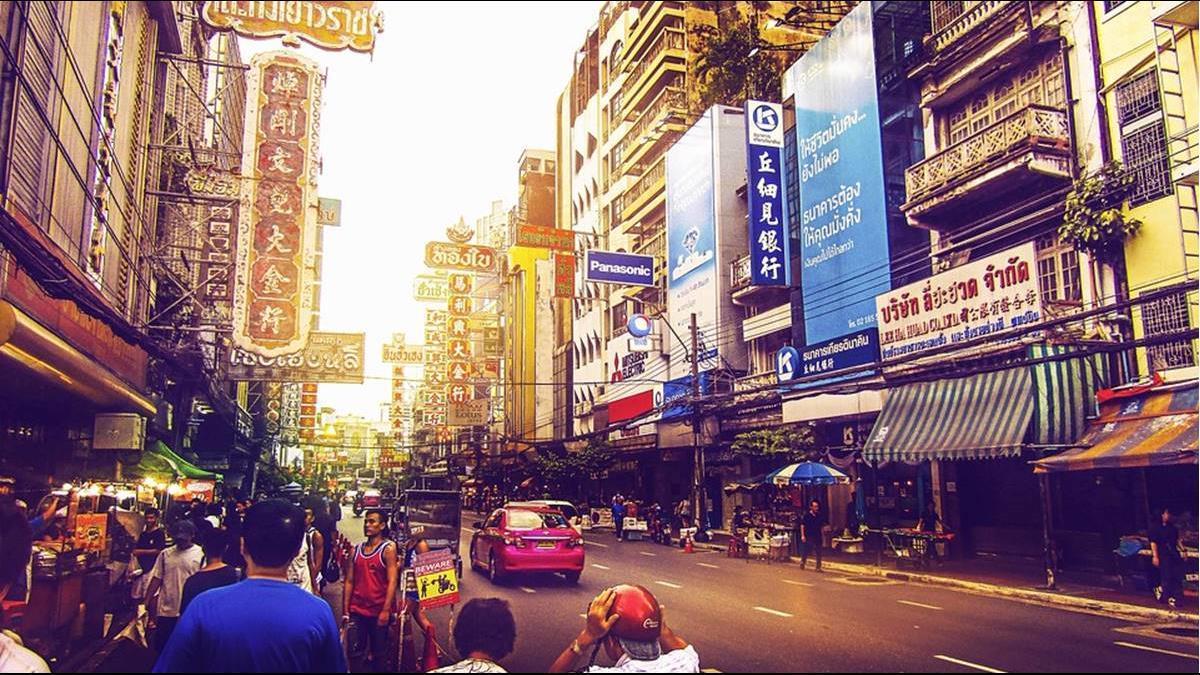 觀光業「泰 」淒慘  貿易戰衝擊大陸遊客銳減1/5
