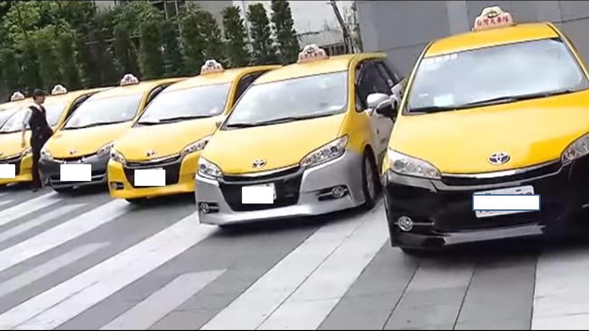 LINE竟能叫計程車! 搶食Uber叫車商機