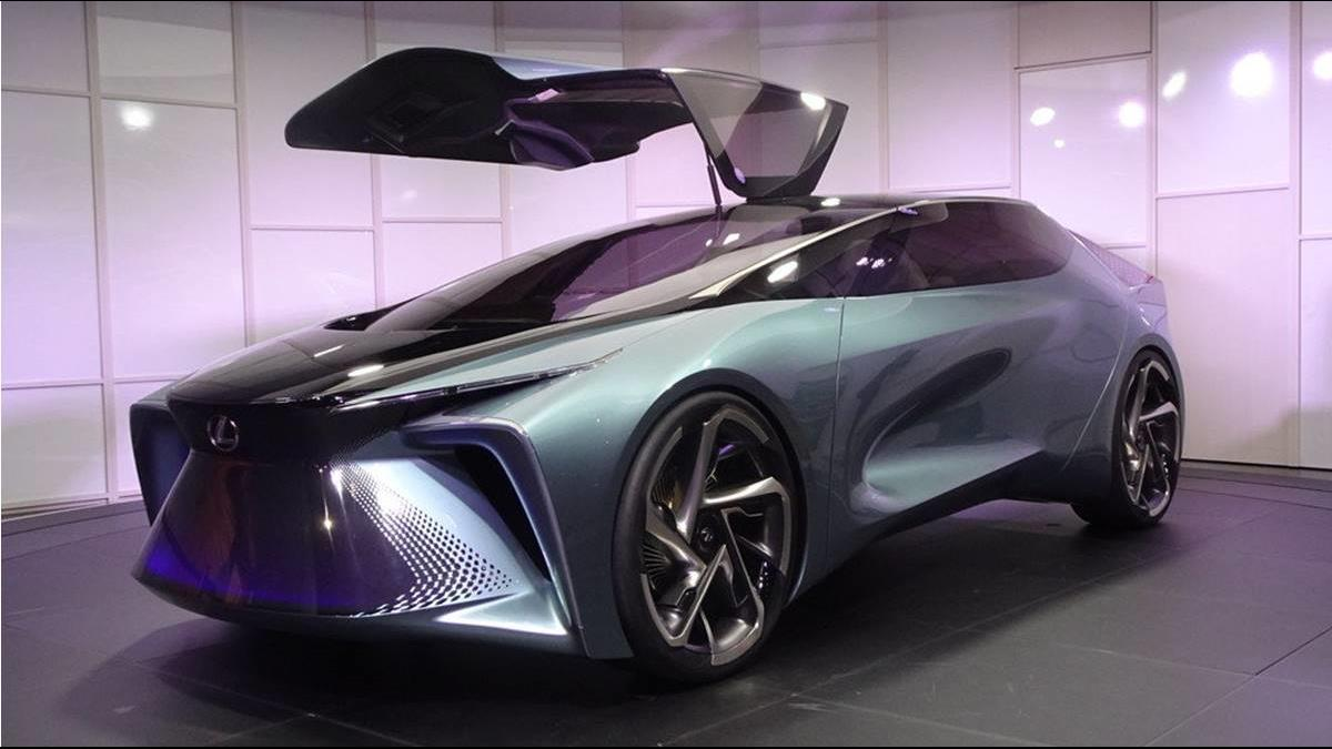 第46屆東京車展25日登場 新型電動概念車比酷比炫