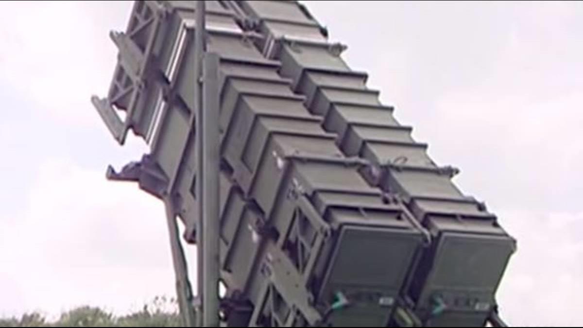 美再遊說台灣買愛國者三型.魚叉飛彈 國防部回應了