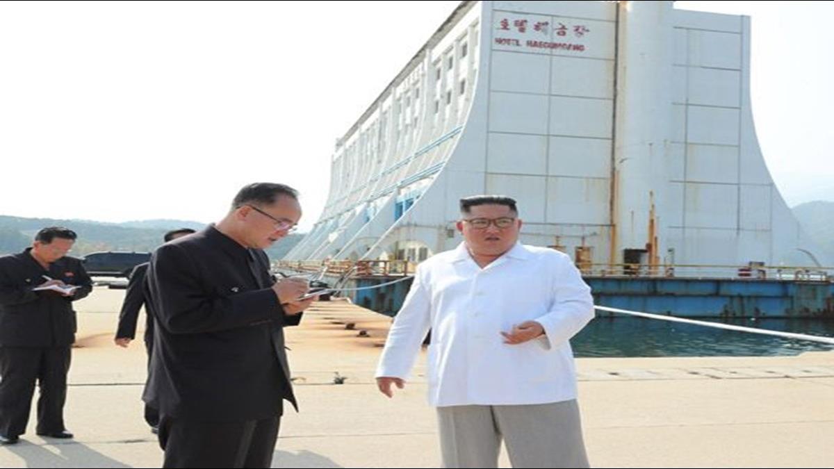 南韓蓋的旅館不符合北韓美學「像災區帳篷」 金正恩下令拆了