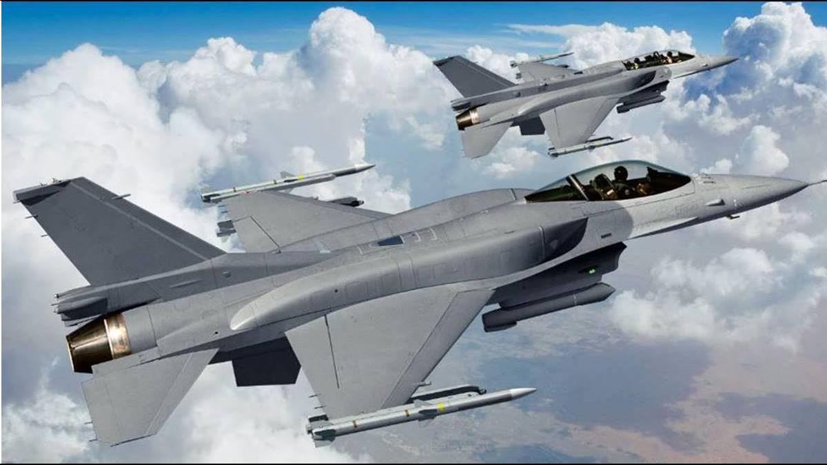 2500億採購66架F-16V特別預算 立院三讀通過