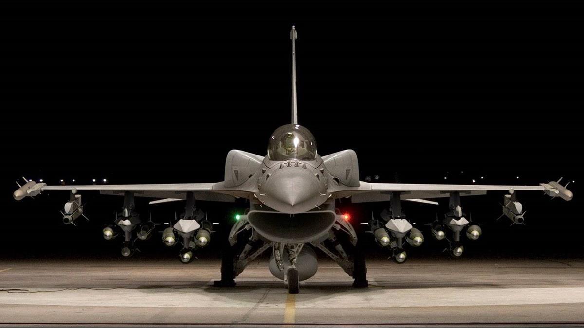 F-35更便宜卻不買?台灣花2500億買F-16V 國防部回應