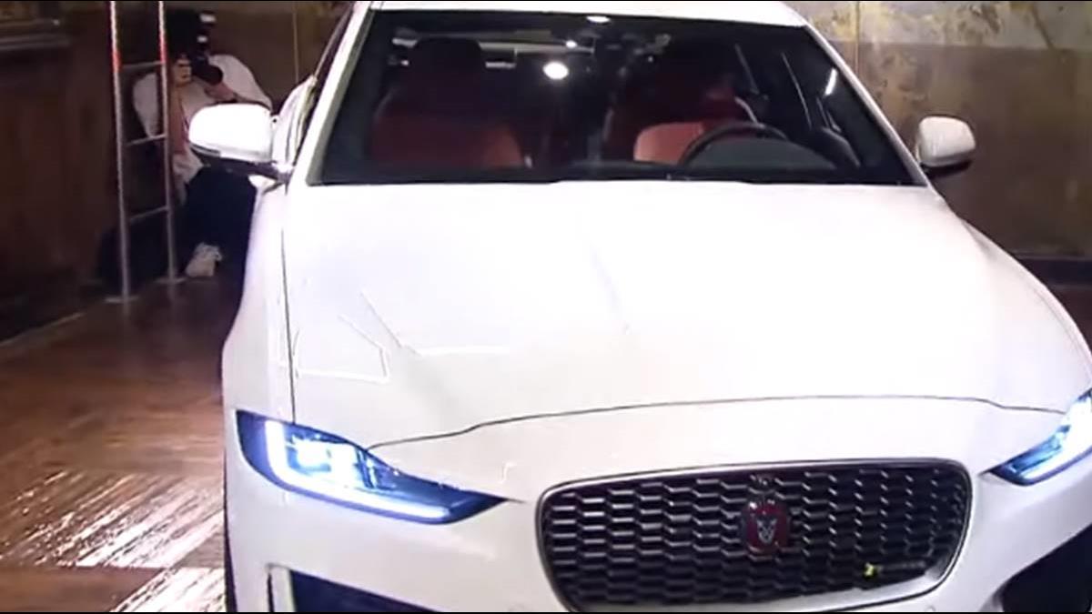 鋁合金vs碳纖維豪華轎跑拚「減重」