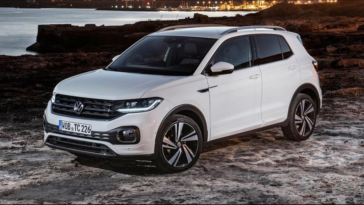SUV市場再添猛虎! VW T-Cross台灣正式發表 100萬有找