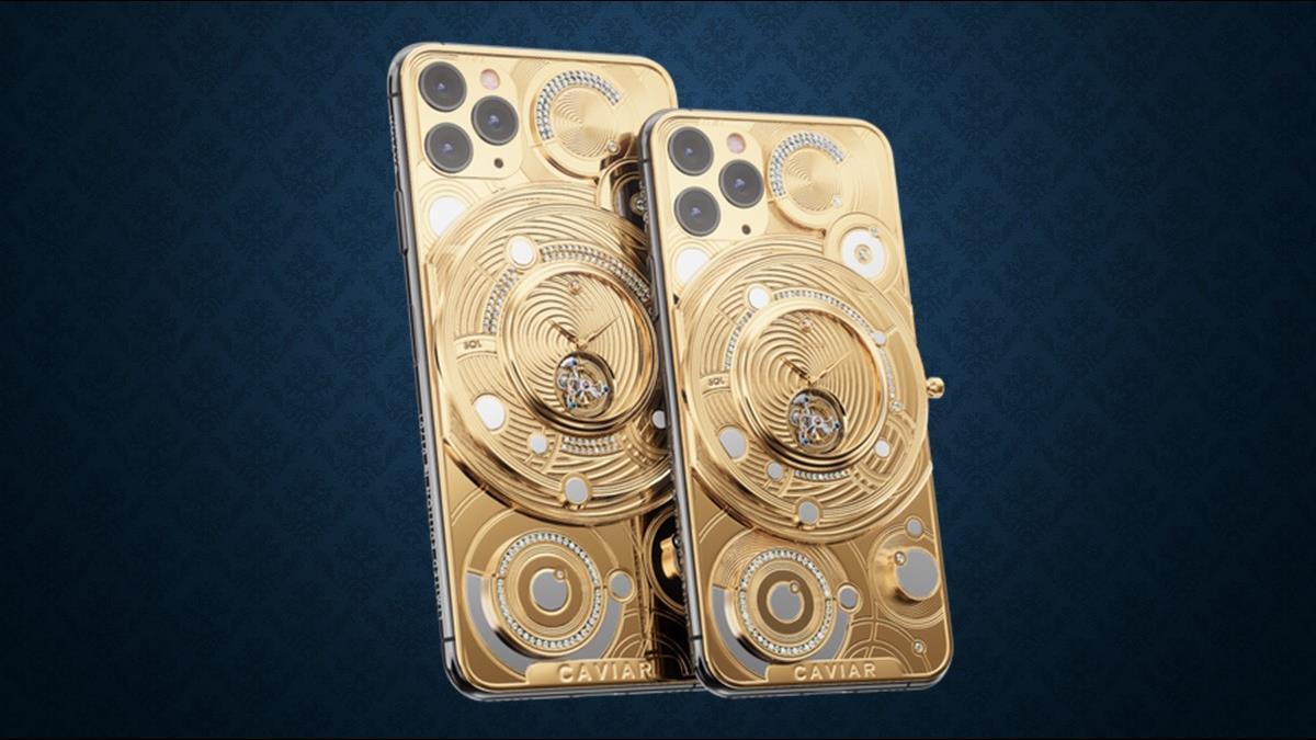 史上最貴iPhone 11系列!黃金鑽石打造 售價飆破200萬