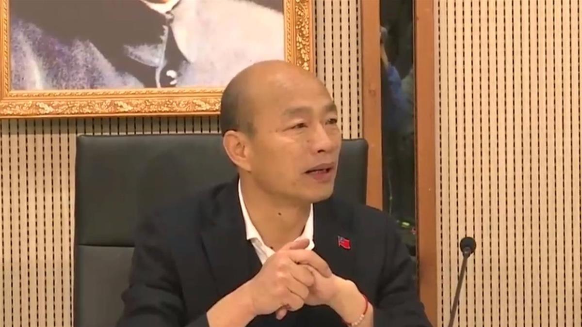 罷韓活動持續進行 韓:選舉考量不予置評