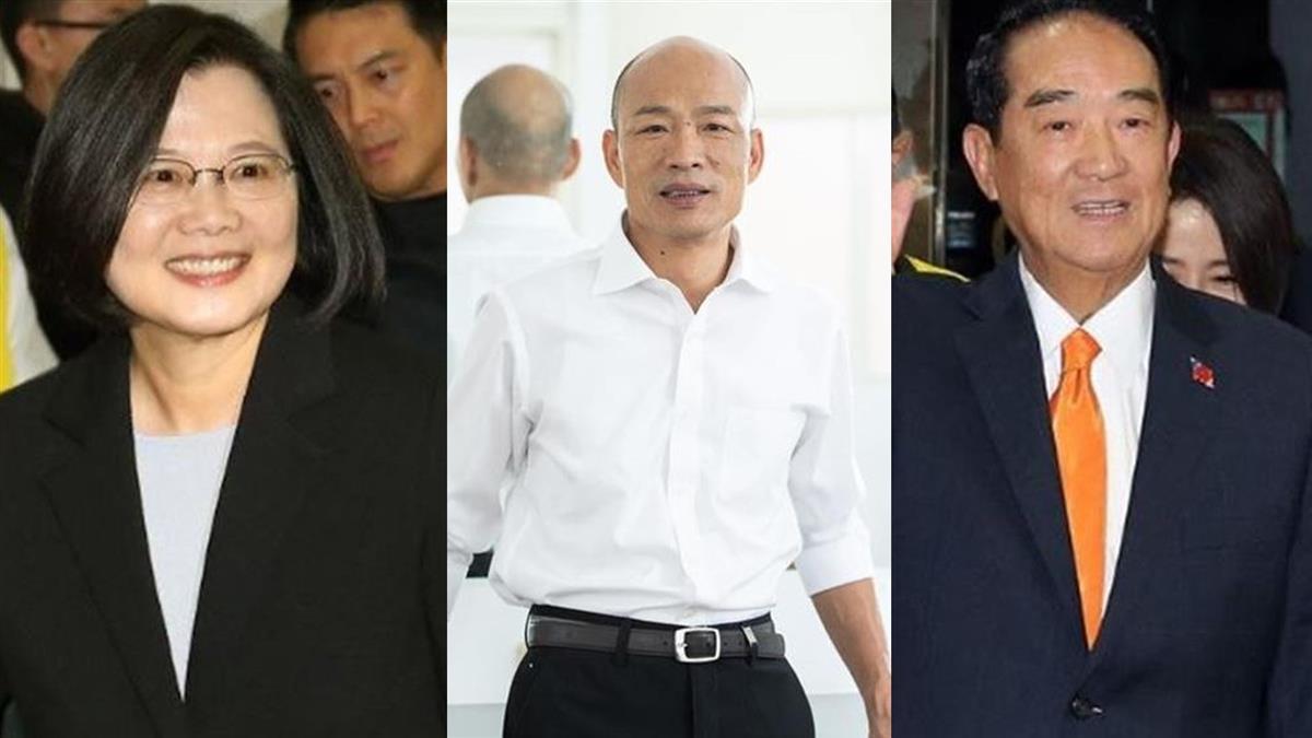 政治人物為何都不換髮型?他點「選舉」關鍵被推爆