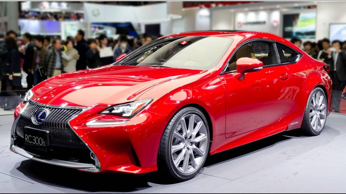 Lexus「四大車款」官網下架  大休旅、掀背車暫時停售