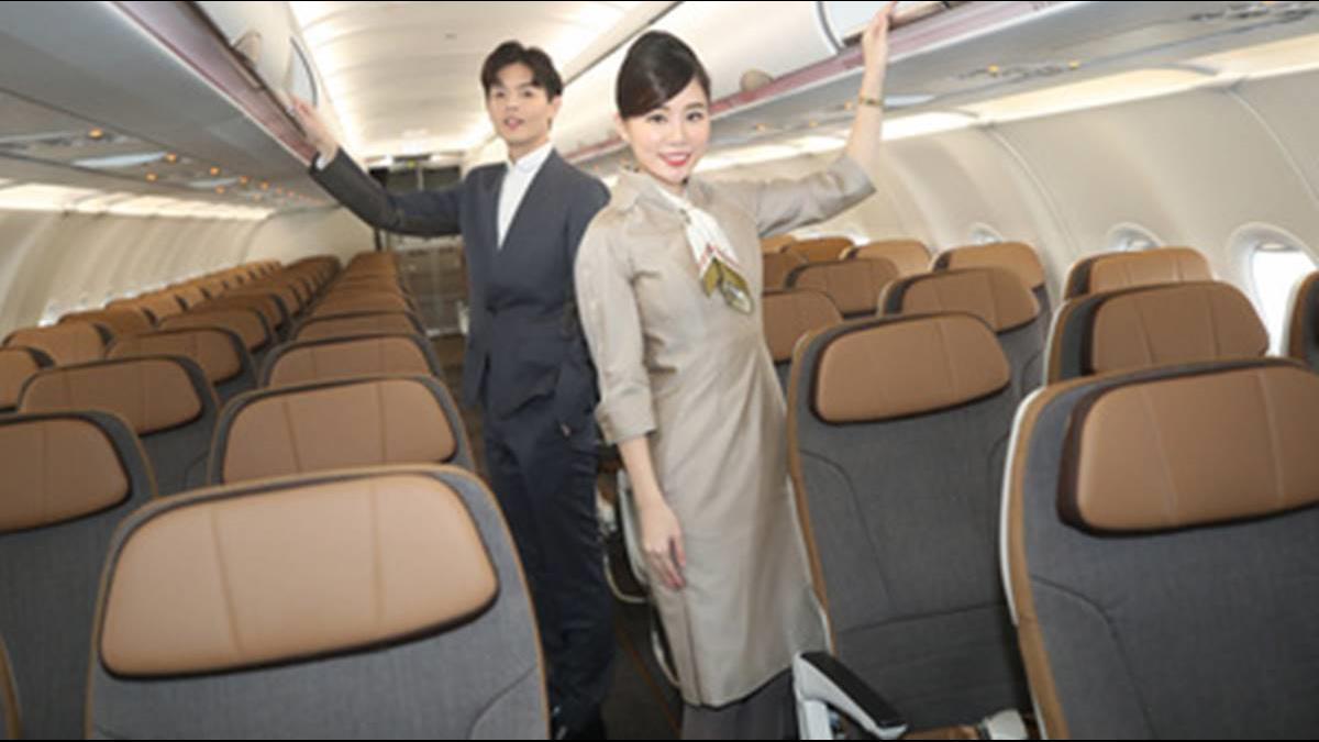 星宇小年夜開航!A321neo內裝首公開 商務艙如空中豪宅