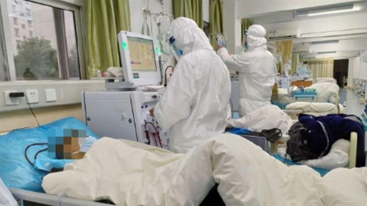 大陸武漢肺炎死亡259例 確診病例破萬