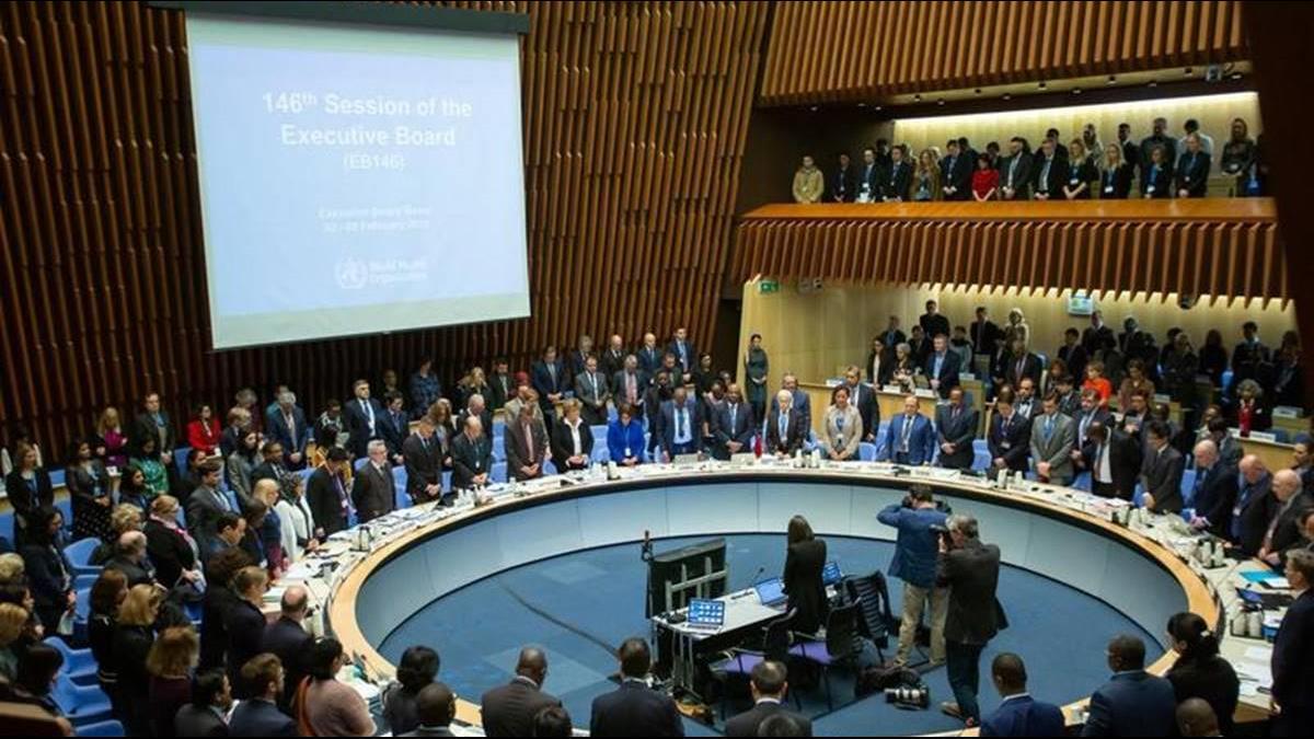 WHO友邦為台發聲 慘遭主席硬打斷:換大陸發言