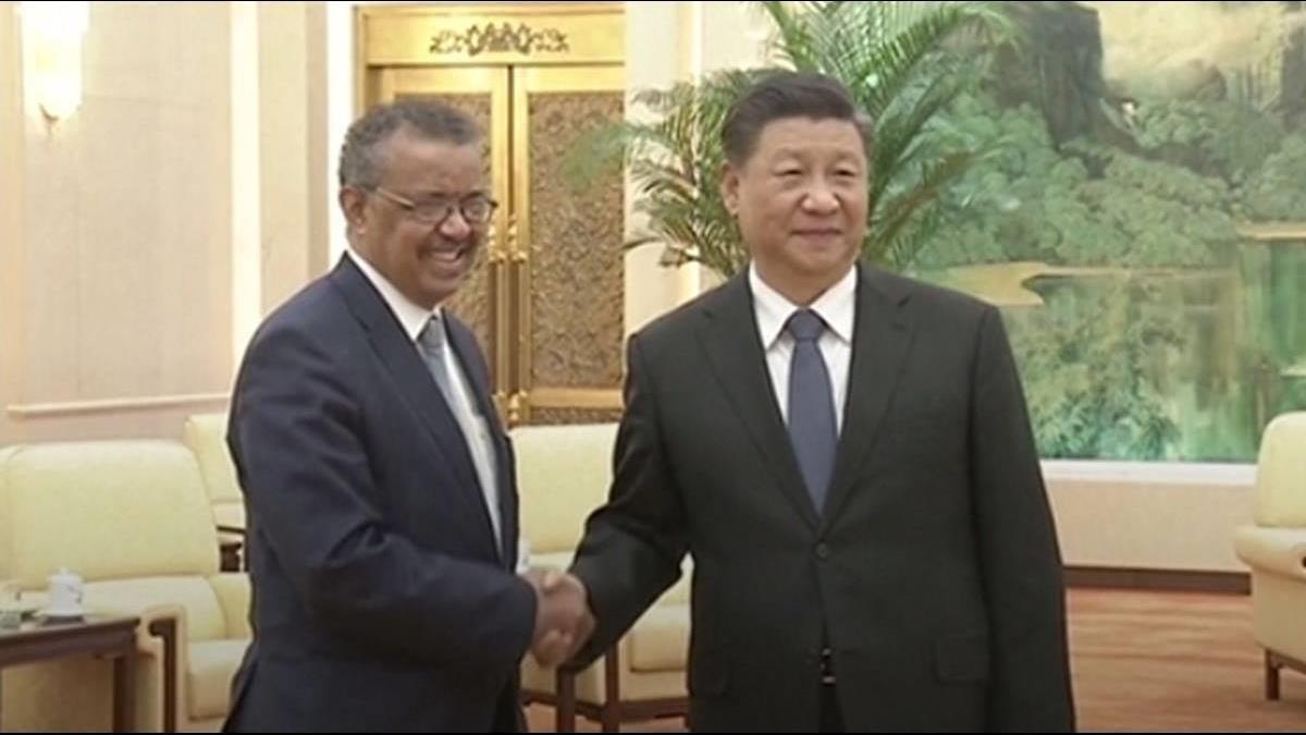 世衛秘書長欲護陸 卻說出全球22國封鎖中國大陸