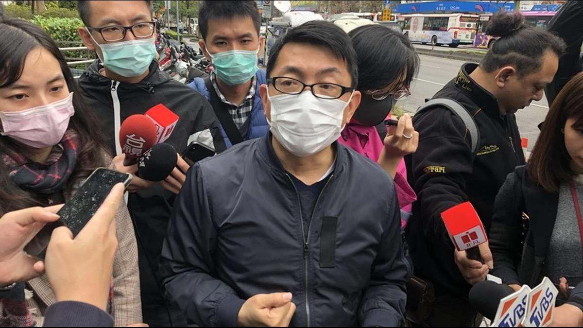 「返台包機」徐正文藏私心? 國民黨切割:個人行為