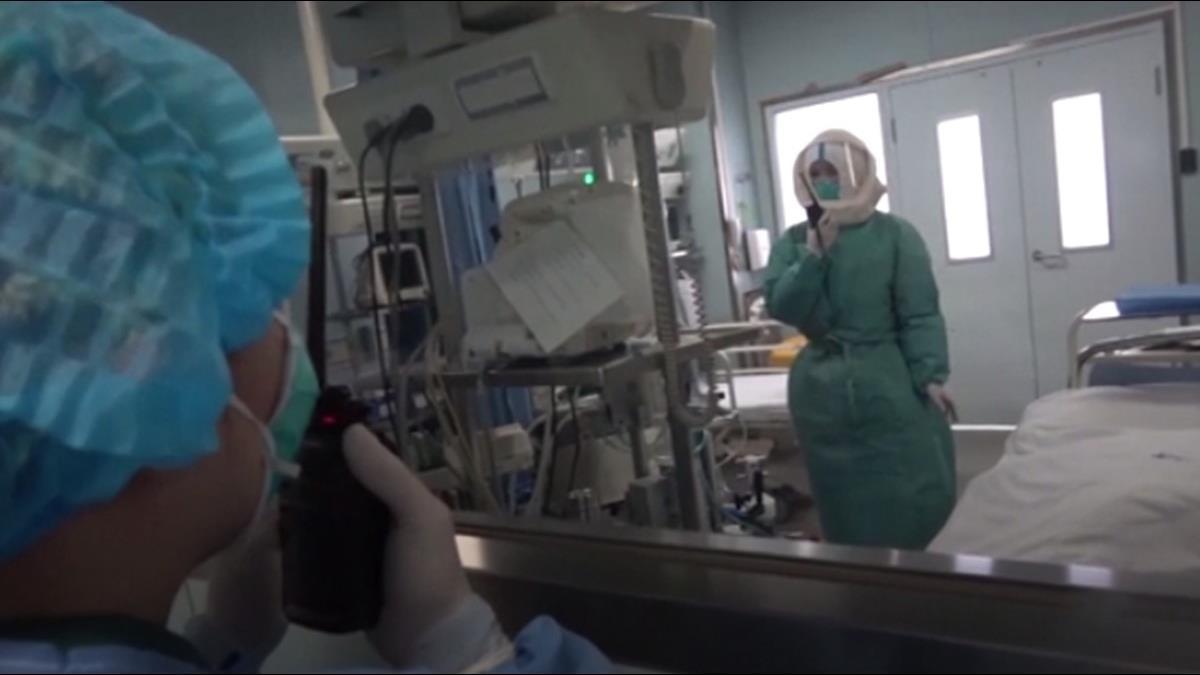 上海5人確診武漢肺炎 查出2例健身房群聚感染