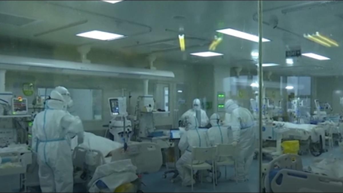 誤將武肺患者送普通病房 天津人民醫院封院973人隔離