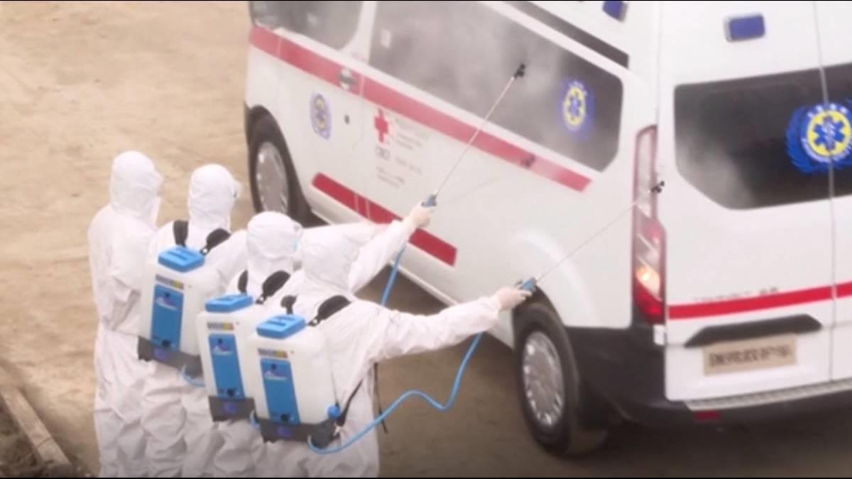 「氣溶膠」為肺炎病毒傳染途徑? 陸衛健委:還有待確認
