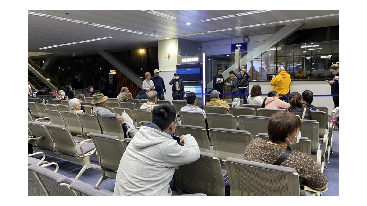 台灣被列旅行禁令! 150人抵菲律賓無法入境